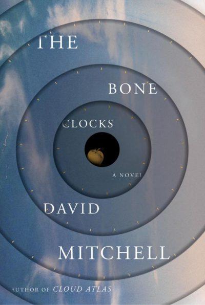 The Bone Clocks by David Mitchell - US cover